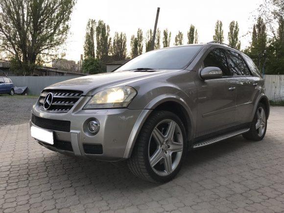 Mercedes ML 6.3 AMG